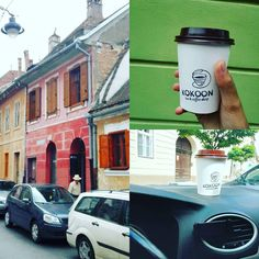 It's time to hit the road... But first let's get ready!  #coffeetime #coffee #coffetogo #travel #hittheroad #Sibiu #Romania #nomnom#delicious #energy #great #awesome #lovely #lovetotravel #roadtrip #travel #letsgosomewhere #beautiful #nice #souvenir #souvenirshop #coffeeshop #tea #teashop