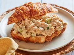 Rotisserie Chicken Salad, Chicken Salad Recipes, Chicken Salads, Chicken Salad Recipe Food Network, Chicken Ideas, Chicken Wraps, Recipe Chicken, Garlic Chicken, Roasted Chicken