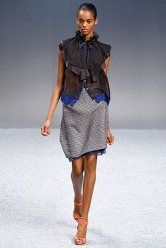 Sacai Spring 2012 Ready-to-Wear
