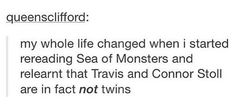WHAT. (YES SADLY THIS IS TRUE. TRAVIS IS CONNER'S OLDER BROTHER)<<<HOW DID I NOT KNOW THIS