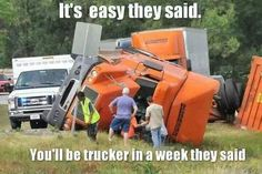 How long does the Schneider trucking school take to complete?