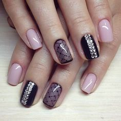 Love this design Nails