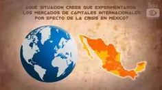 crisis economica en mexico - YouTube