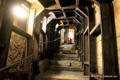 Underground of Jerusalem