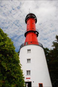 Rosewie #Lighthouse - #Poland - by Irek Kubicki    http://dennisharper.lnf.com/