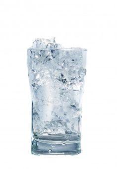glass of wate