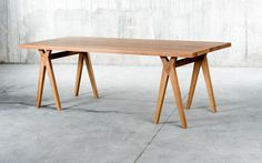 80+ Creative And Easy Sawhorse Dining Table Designs From Wood You Can Try At Home