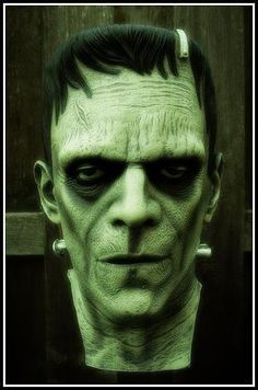 ... Frankenstein Makeup For Men, Classic Frankenstein, Mr And Mrs Frankenstein Costume, Bride Of Frankenstein Costume Dresses, Frankenstein Mask