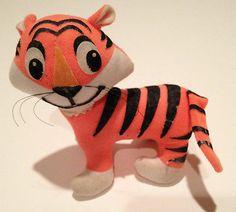 Vintage Dakin Dream Pets - Tiger