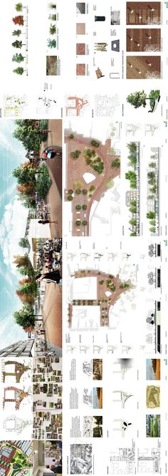 Presentation preliminary design Finch Square municipality of De Bilt. Design outdoor OKRA Landscape Architects. Design and construction by Synchronous RPHS + consulting urban design and architecture