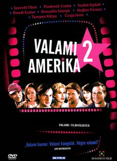 valami_amerika_2_/_a_kind_of_america_2 America 2, The Best Films, Humor, Movie Posters, Movies, Film Posters, Cheer, Films, Humour