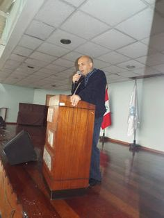"""la Visión Gerontològica : Luigui Vidal"""" Se necesitan instituciones dignas de..."""