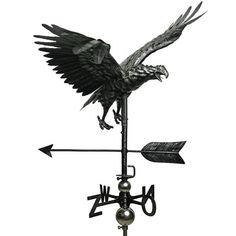 Windwijzer Adelaar 3D design RVS L Rvs, Design