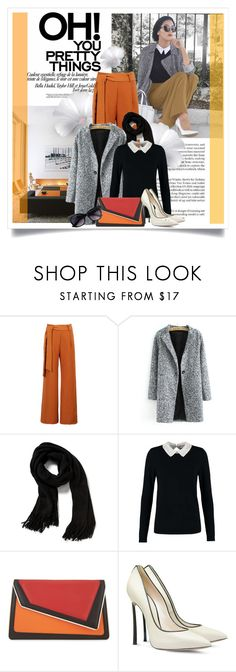 """""""Untitled #2024"""" by willapritia ❤ liked on Polyvore featuring WithChic, Old Navy, Dorothy Perkins, âme moi, Casadei, hijab, hijabfashion, hijabstyle and hijabdaily"""