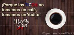 Porque los Ticos no tomamos un café, tomamos un Yodito!