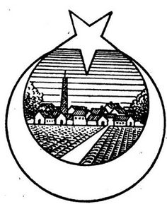 Köy enstitüsü rozeti