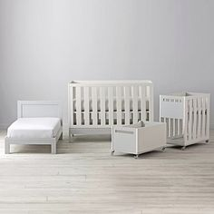 New Cribs from The Land of Nod