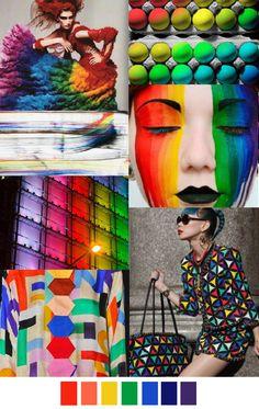 Farb-und Stilberatung mit www.farben-reich.com - RAINBOW BRITE