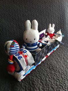 Jongens trein