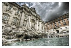 I would love to go here (Rome)
