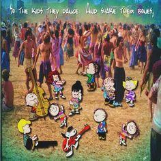 Grateful Dead Peanuts