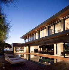 This Pistou Kedem Architects Home is a Seriously Luxurious Retreat #luxury #mansions trendhunter.com