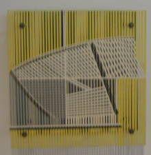 Jesus Rafael  Soto Title Kinetic Structure Estructura Cinetica 1957