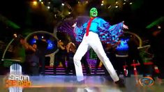#TheMask1994  Not bad, not bad..I liked it!   Natia Dumbadze - Jim Carrey - Cuban Pete from The Mask