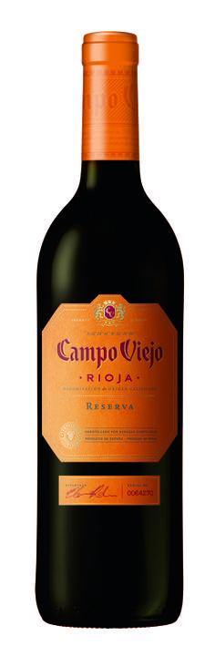 Campo Viejo Reserva de Rioja Bodegas Campo Viejo