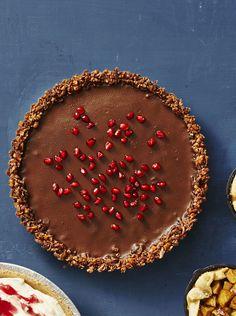 Gluten-Free Chocolate Ganache Tart - GoodHousekeeping.com