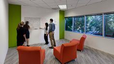 Harris Welcomes Open Collaborative Workspace - Harris & Associates
