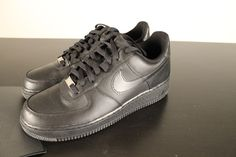 Nike Air force 1 low black Special