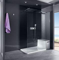 Banc de salle de bains sur pinterest salle de bains - Banc salle de bain ikea ...