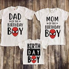 This Mickey mouse birthday shirt Mickey birthday shirt disney is just one of the custom, handmade pieces you'll find in our tops & tees shops. Mickey Mouse Birthday Shirt, Birthday Boy Shirts, Mickey Birthday, Superhero Birthday Party, 1st Boy Birthday, 4th Birthday Parties, Minnie Mouse, Mickey Mouse Family Shirts, Spiderman Birthday Ideas