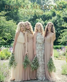 Pretty Bridesmaid dresses.  Floral bridesmaid dresses.  Wear again bridesmaid dresses.  Pick your own dress.