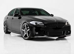 2012 Vorsteiner BMW 5-Series V-MS