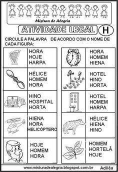 sequencia-alfabetica-atividade-legal-alfabetizacao-H-imprimir-colorir.JPG (464×677)