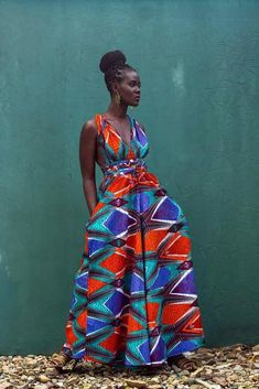 Here Are Some Great traditional african fashion 8250 African Print Dresses, African Print Fashion, African Fashion Dresses, Ethnic Fashion, African Dress, Fashion Prints, Fashion Outfits, African Prints, Ankara Fashion