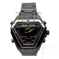 WEIDE PREDATOR Oversize LED Watch.