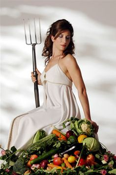 An oldie from my archive - Gaynor Faye (ex-corrie) promoting Compost Awareness Week.  Yes, really.  I think given the combination of celeb and topic we did a pretty good job.
