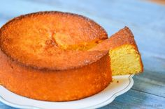 Clementine Cake - one easy and mouthwatering cake with few simple ingredients!