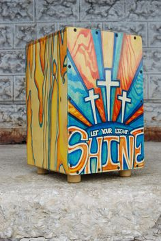 Custom Cajons | Handmade Cajon Drum | OzMo Drums | Ozark MO