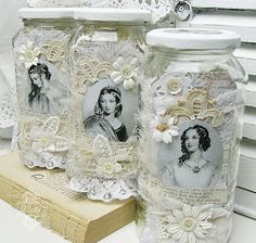 Shabby Chic Inspired: cards