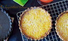 Une tarte au citron mais pas n'importe laquelle, celle de Paul Bocuse. Qui n'aime pas les tartes a...
