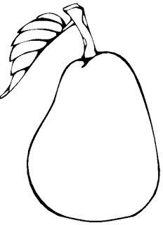 desenho de maçã para colorir pesquisa google bia pinterest