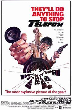 Telefon (1977) - Charles Bronson DVD