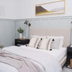 All the sources and how to's to create a neutral budget-friendly bedroom retreat.