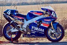 Yamaha Fzr 600, Yamaha Yzf, Ducati, Yamaha Motorcycles, Motorcycle Art, Sport Bikes, Motogp, Motorbikes, Honda