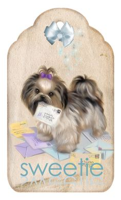 """Learn even more details on """"shih tzu"""". Look at our web site. Puppies And Kitties, Teacup Puppies, Little Puppies, Shih Tzu Puppy, Shih Tzus, My Husky, Lhasa Apso, Cartoon Dog, Animal Paintings"""