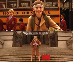 The Royal Tenenbaums, Wes Anderson